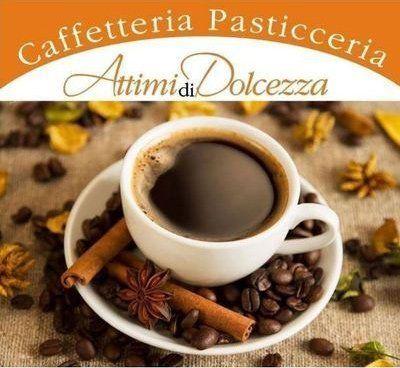 attimi di dolcezza CAFFETTERIA PASTICCERIA logo