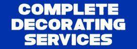 Complete decorating service logo