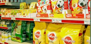 alimentazione per animali