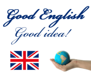 Good English Good idea!