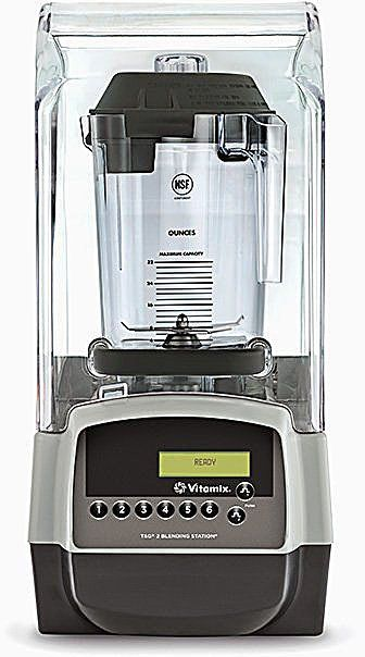 Vitamix Touch and Go Blender