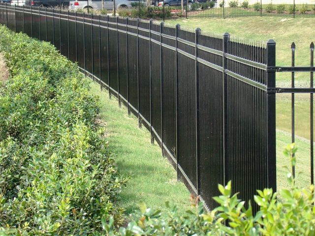 Iron Fences San Antonio Tx New Fence Installation