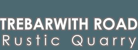 Trebarwith Road Rustic Quarry logo