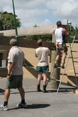 Two concrete solutions labourers in New Plymouth