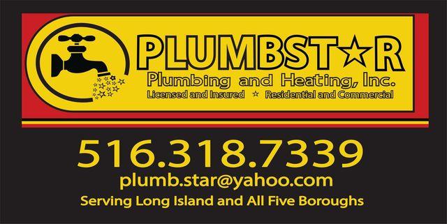Plumbstar Plumbing & Heating   Long Island New York Plumbing