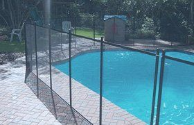 Pool Fence Houston, TX