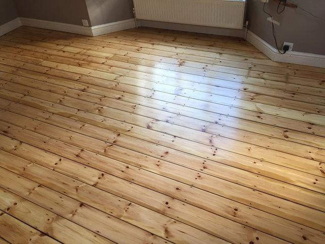 Wood Floor Restoration Hitchin