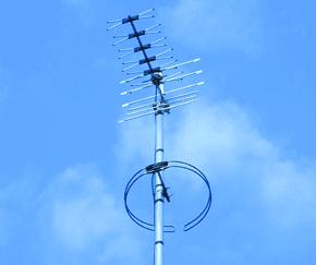 Aerial Installation - Farnborough, Hampshire - Atterfield Aerials - Aerial