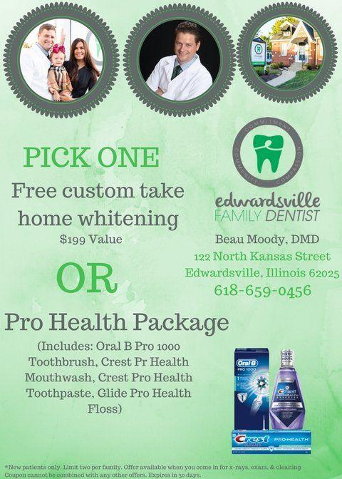 Winners of Edwardsville Family Dentist tooth brush