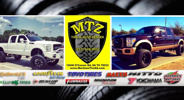 Home Martinez Tire And Muffler Shop San Antonio Texas