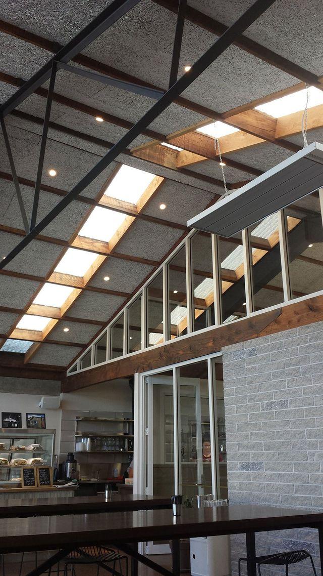 woodtex ceiling