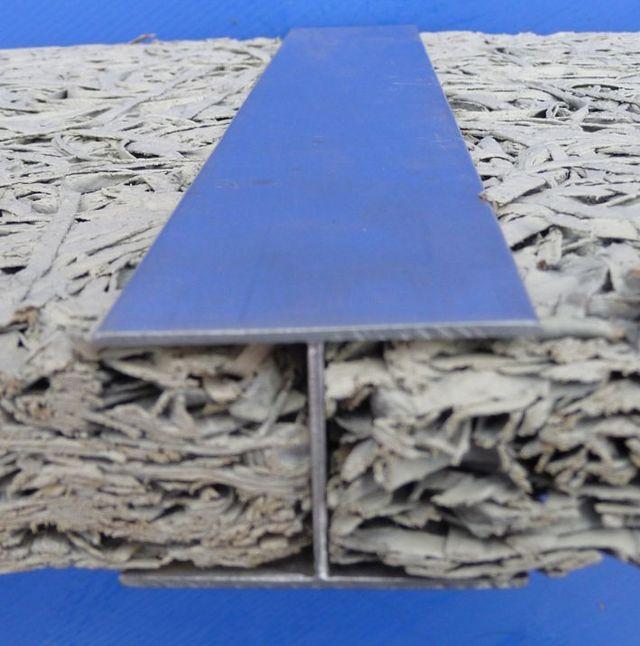 Aluminium I Beam