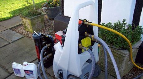 power flushing repair