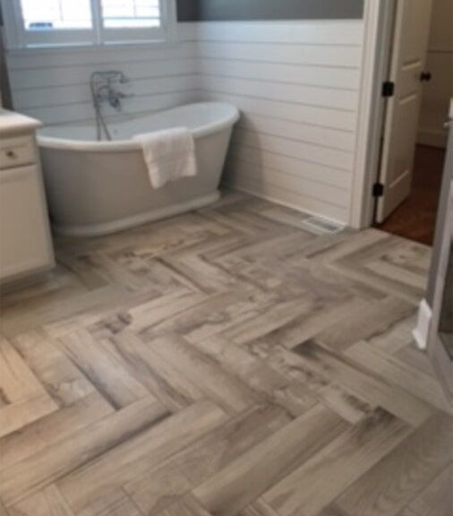 Comfort Room Flooring Services In Greenville Nc