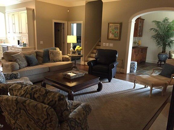 Living Room Flooring Services In Greenville Nc