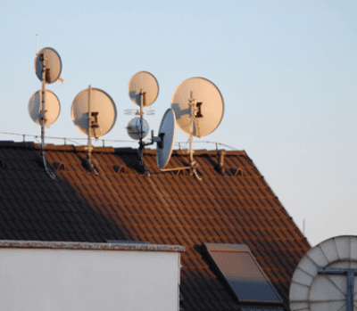 Antenne radio-televisione