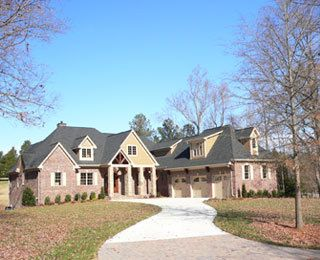 Custom Homes Troutman, NC