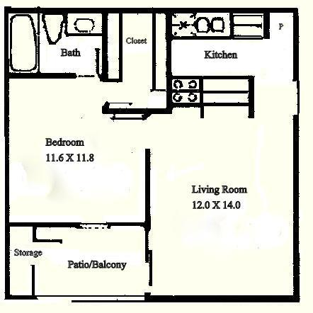 apartment complex San Angelo, TX