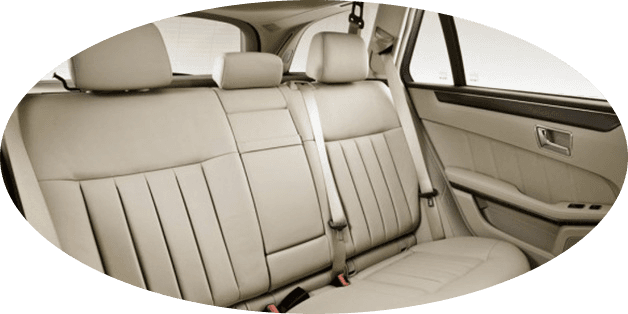 luxurious interior of Chauffeurs Melbourne Mercedes E Class