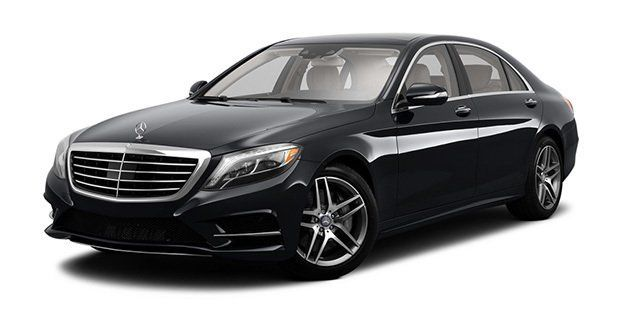 Chauffeur driven Luxury European Cars Mercedes S Class