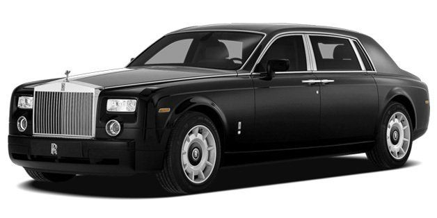Luxury European Cars Rolls Royce Phantom wedding cars