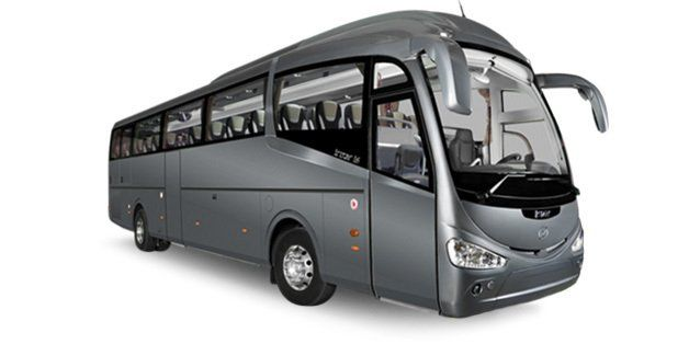sportsteam chauffeured Irizar i6 Coach Luxury People Movers SUVS
