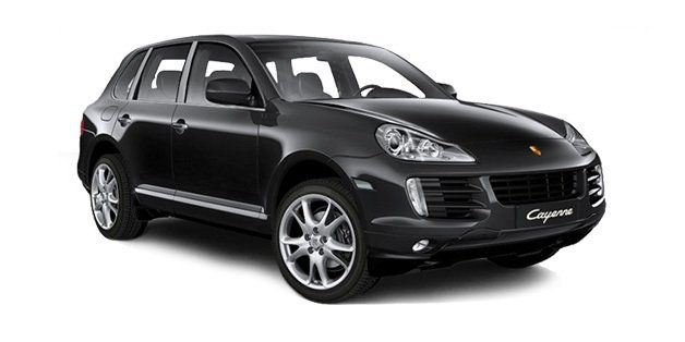 chauffeur Luxury People Movers SUVS Porsche Cayenne hire trips
