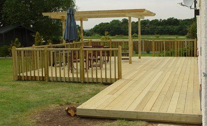Flooring And Decking Services In Hinckley