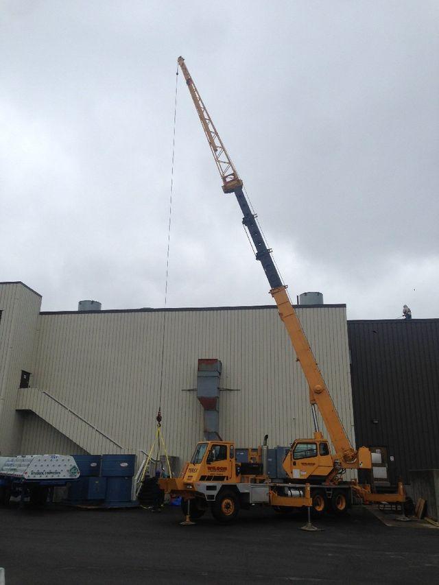 Terex T340XL Hydraulic Truck Crane