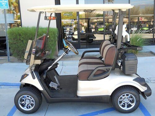 Commercial palm springs california the desert golf car company 2007 yamaha drive used golf cars in palm spring ca sciox Images