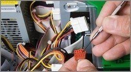 riparazione di computer fisso