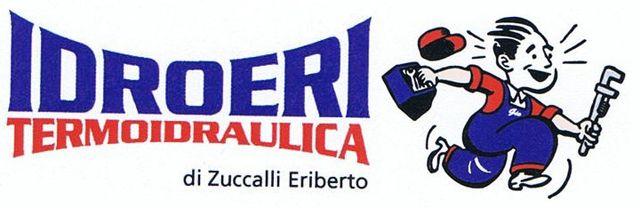 IDROERI termoidraulica - logo