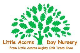 Little Acorns Day Nursery company logo
