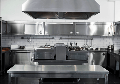customised kitchen extractors - Commercial Kitchen