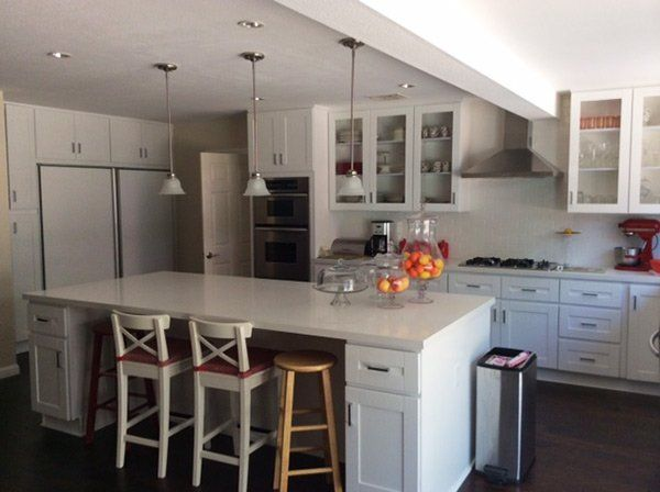 Kitchen Remodeling Los Angeles KZ Hardwood Flooring Interesting Kitchen Remodel Los Angeles Style Interior