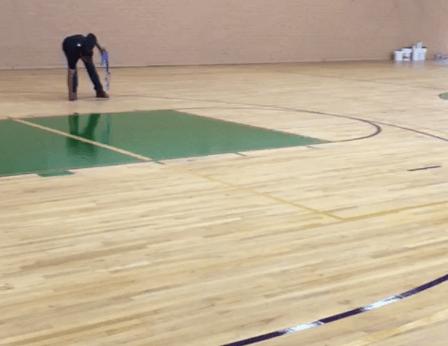 Gym Floors Los Angeles K Z Hardwood Flooring