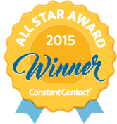All Star Award Winner at Constant Contact