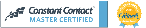 Master Certified in Constant Contact