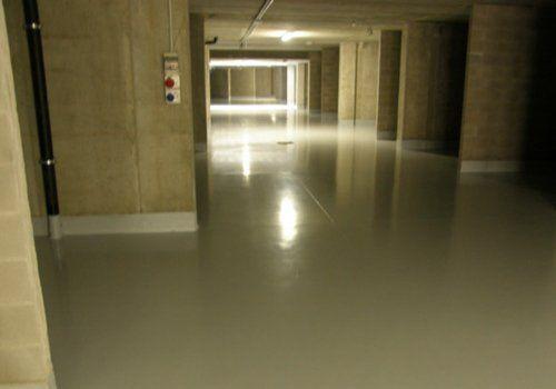 Ristrutturazione di pavimentazioni
