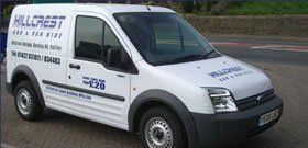 Van hire - Halifax, West Yorkshire - Hillcrest Car & Van Hire - Van