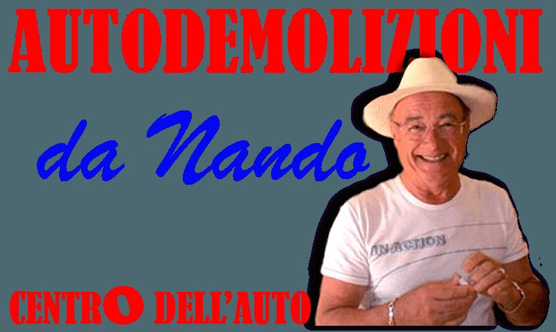 AUTODEMOLIZIONI DA NANDO - Logo