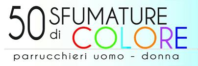 50 SFUMATURE DI COLORE - LOGO