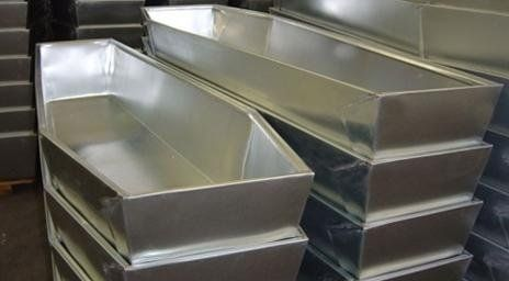 Cofani funebri in zinco