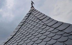 slate roofs for homes