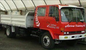 Truck driving school Tauranga - Driver Training NZ Ltd