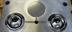 lucidatura speculare per stampi termoplastici