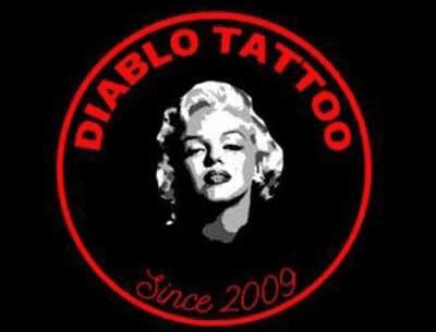 El Diablo Tattoo - Logo