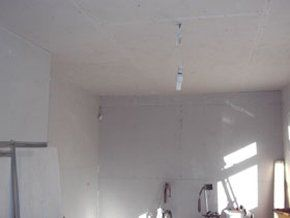 Plastering  - Enfield - K Ramplin Fine Art of Plastering  - front of house plaster