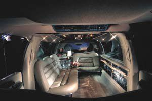 New Orleans limo rentals