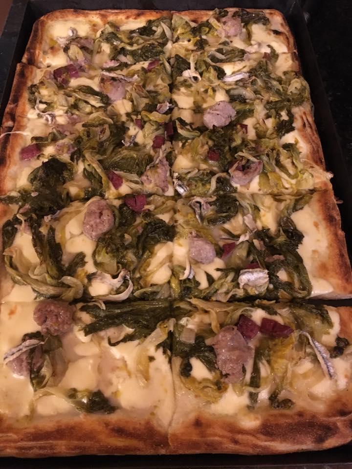Pastiera Napoletana alla Pizzeria Il Pomodorino  a Pisa